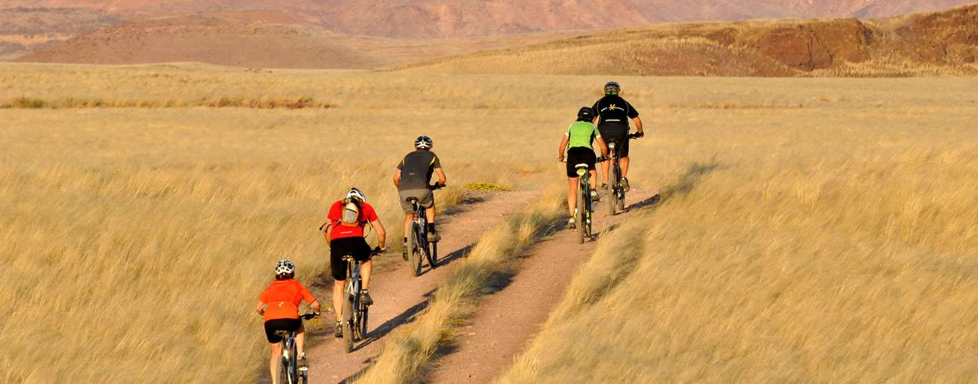 Mountain Bike safaris